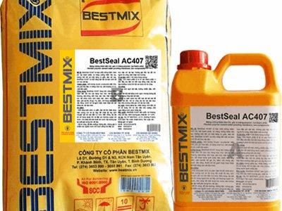 Thi công chống thấm với sản phẩm BestSeal AC402